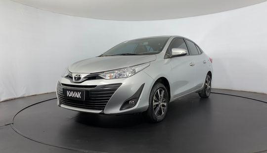 Toyota Yaris SEDAN XS MULTIDRIVE-2020