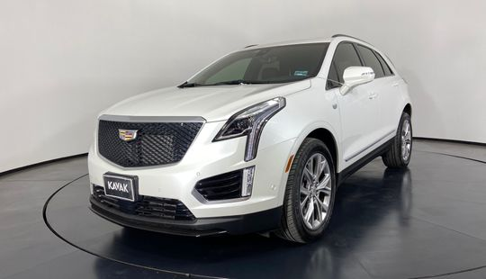 Cadillac XT5 Sport-2020