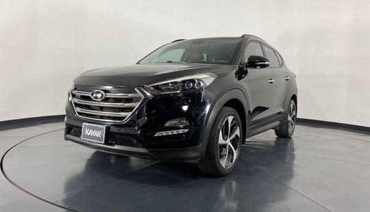 Hyundai Tucson Limited Tech-2017