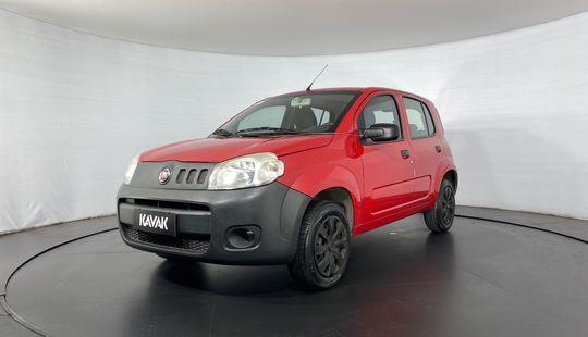 Fiat Uno VIVACE-2012