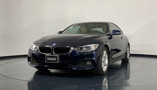 BMW Serie 4 420i  Coupé-2016