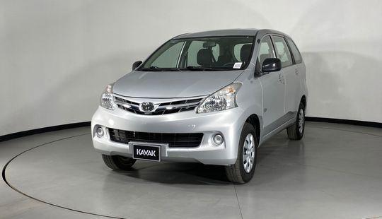 Toyota Avanza Premium-2014