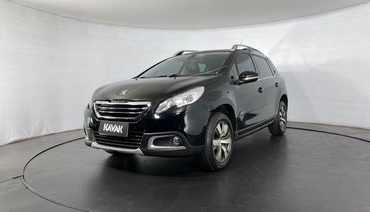 Peugeot 2008 GRIFFE-2017
