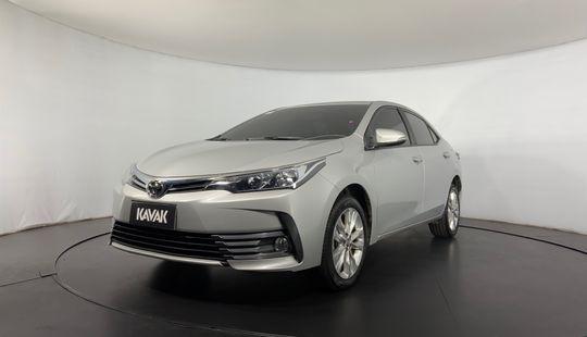 Toyota Corolla XEI-2018