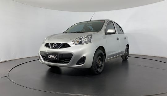 Nissan March S-2017