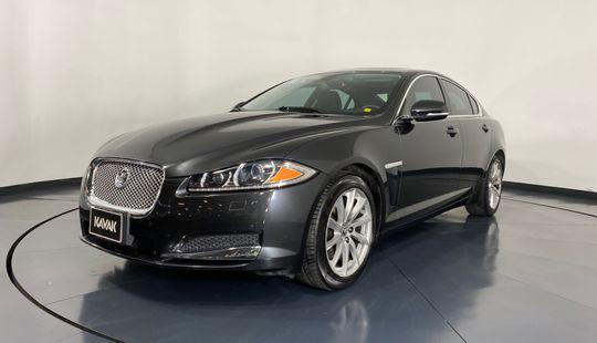 Jaguar XF XF Luxury-2013