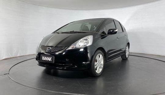 Honda Fit EX-2011