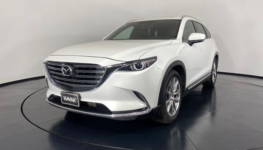Mazda CX-9 Grand Touring-2017