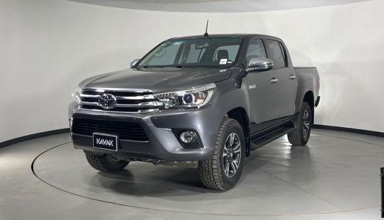 Toyota Hilux Doble Cab TD-2019