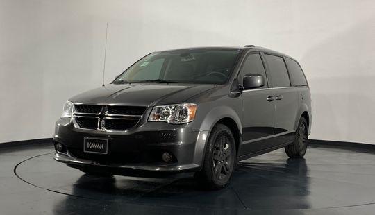 Dodge Grand Caravan SXT Plus-2020