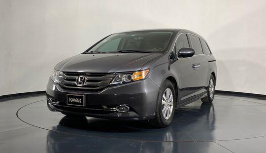 Honda Odyssey EXL-2015