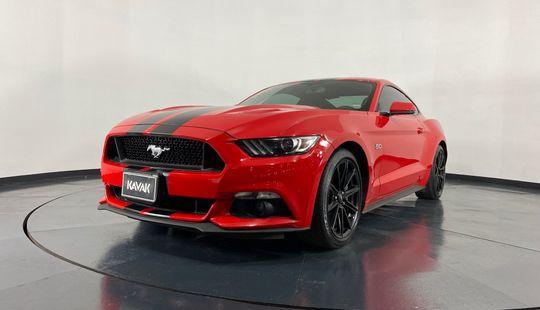 Ford Mustang V8 TA-2016