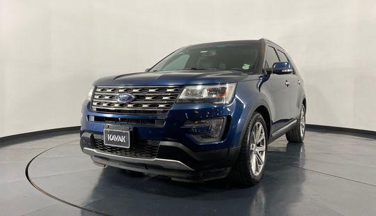 Ford Explorer Limited-2016