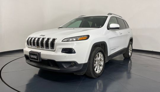 Jeep Cherokee Latitude-2014
