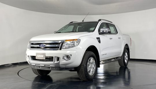 Ford Ranger Limited Crew Cab-2015