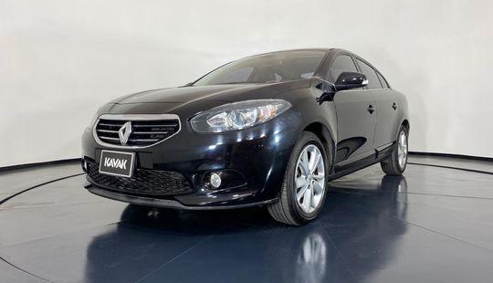 Renault Fluence Dynamique-2013