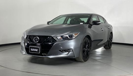 Nissan Maxima SR Midnigth-2018