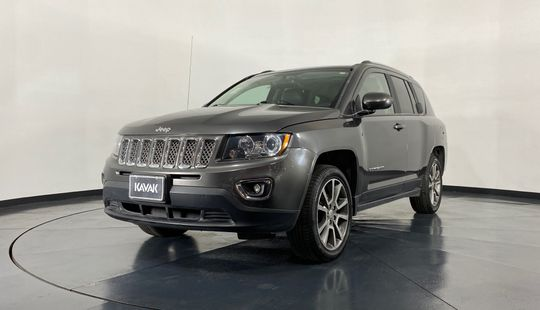 Jeep Compass Limited-2016