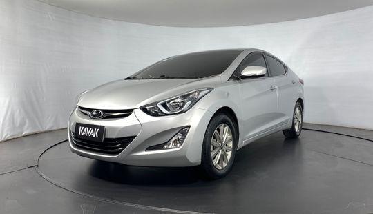 Hyundai Elantra GLS-2016