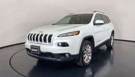 Jeep Cherokee Limited-2015