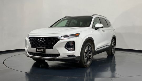 Hyundai Santa Fe Sport Limited Tech-2019
