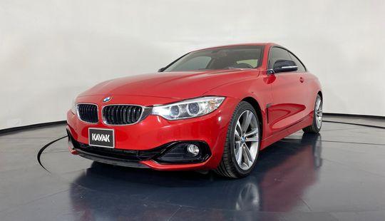 BMW Serie 4 428i Sport Line  Coupé-2014