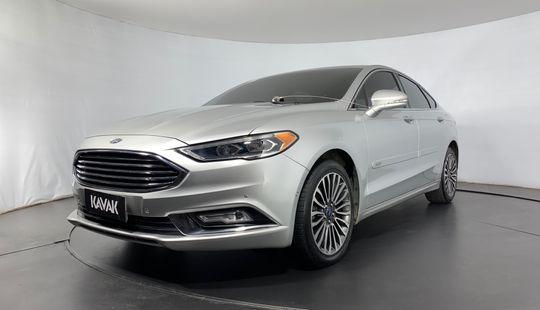 Ford Fusion TITANIUM AWD-2017