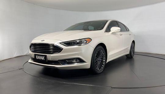 Ford Fusion TITANIUM AWD-2018