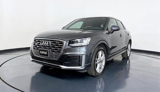 Audi Q2 S Line-2018