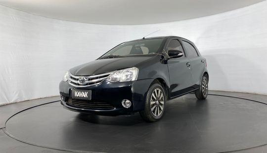 Toyota Etios PLATINUM-2015