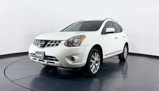 Nissan Rogue Exclusive-2013