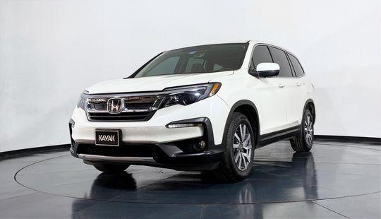 Honda Pilot Prime-2019