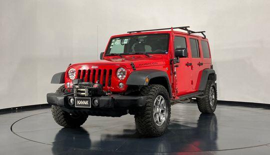 Jeep Wrangler Unlimited Rubicon-2016