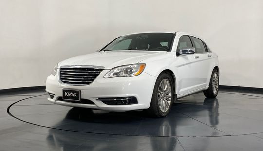 Chrysler 200 Limited 3.6l-2012