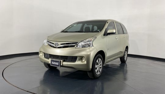 Toyota Avanza Premium-2015