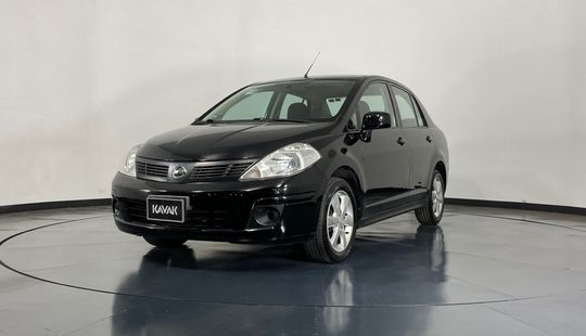 Nissan Tiida Advance-2013