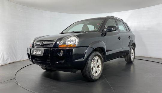 Hyundai Tucson MPFI GLS 2WD-2012