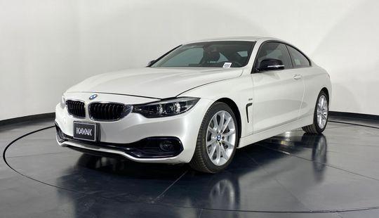 BMW Serie 4 420i Sport Line Coupé-2018