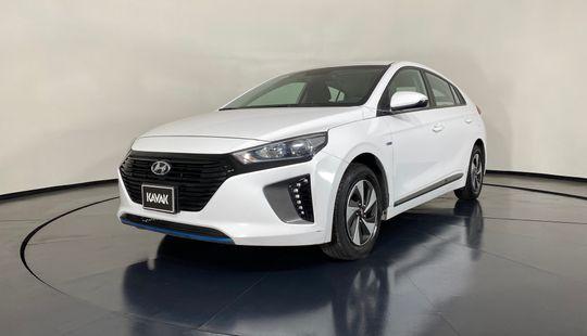 Hyundai Ioniq GLS Premium Híbrido-2018