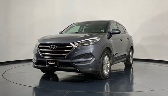 Hyundai Tucson GLS-2017