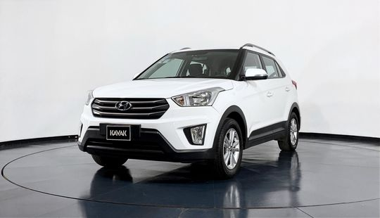 Hyundai Creta GLS-2017