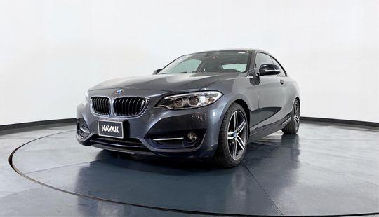 BMW Serie 2 220i Sport Line Coupé-2015
