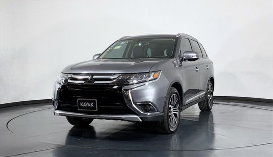 Mitsubishi Outlander Limited-2018