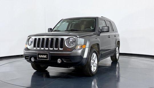 Jeep Patriot Sport-2012