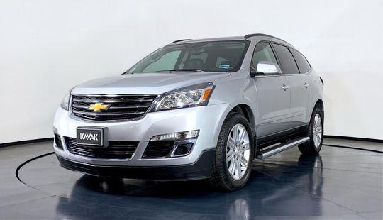 Chevrolet Traverse LT-2015