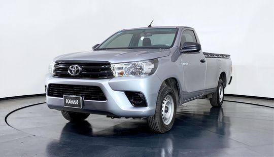 Toyota Hilux Cabina Sencilla-2018