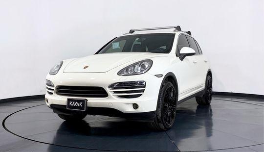 Porsche Cayenne Cayenne-2012