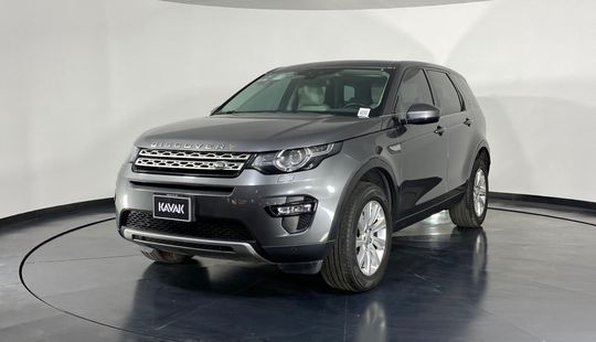 Land Rover Discovery HSE-2016