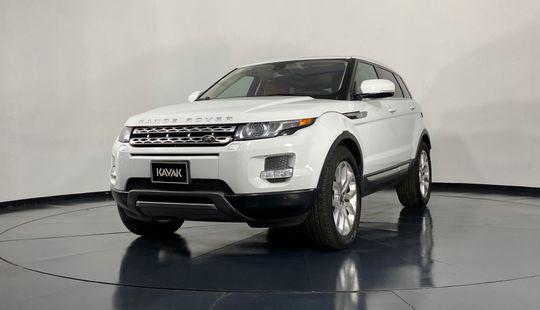Land Rover Range Rover Evoque Prestige y Dynamic-2013