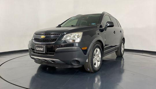 Chevrolet Captiva Sport LS (Línea nueva)-2013